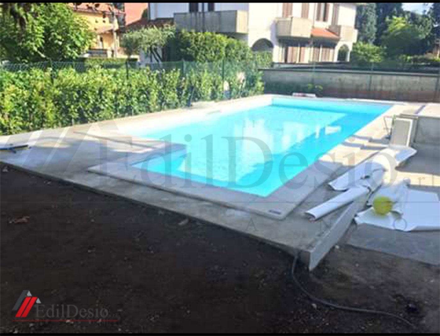 Realizzazione di piscina a milano - Piscine di milano ...