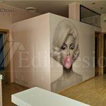 Pellicole wall per decorazioni murali milano