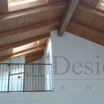 Ristruttutazione tetto loft a milano