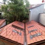 realizzazione tetto villa a monza