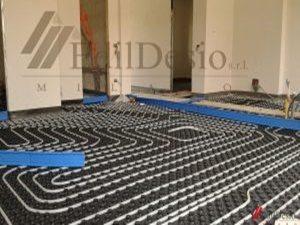 Riscaldamento a pavimento milano for Disegno impianto riscaldamento a termosifoni
