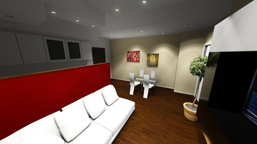 progettazione 3d appartamento milano progettazione casa 3d